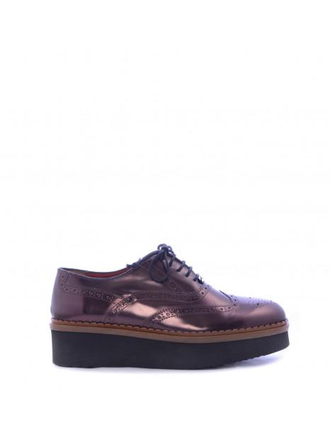 Παπούτσια Γυναικεία Μπρονζέ