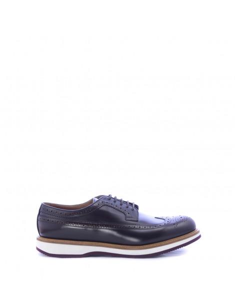 Ανδρικά Παπούτσια Brogues Black