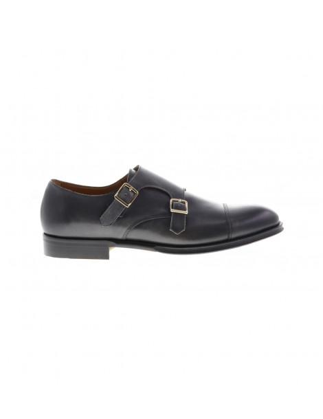Monk Straps Παπούτσια Γκρι