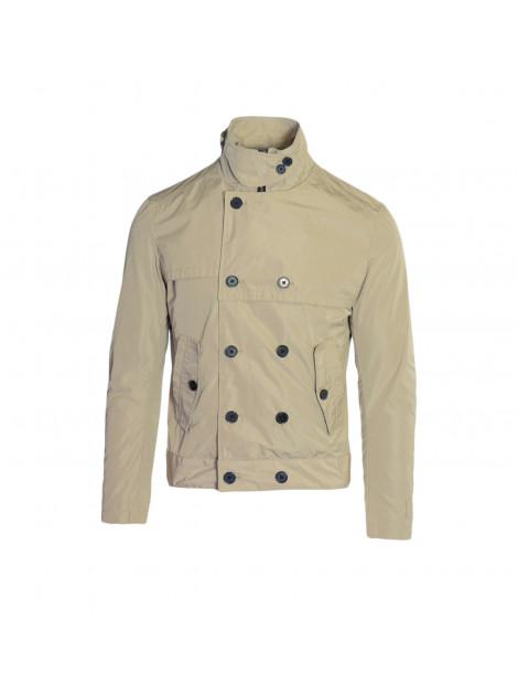 Ανδρικό Jacket σε μπεζ χρώμα
