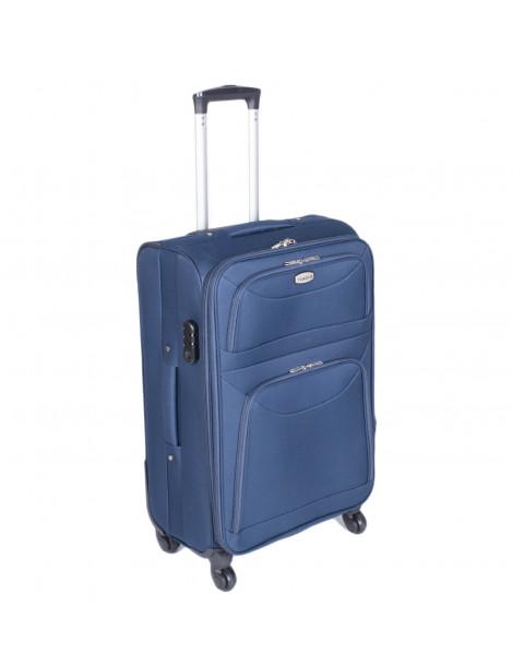 Βαλίτσα Ταξιδιού Σε Μπλε 50L