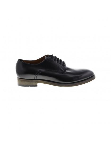 Δετά Παπούτσια Μαύρα Derby