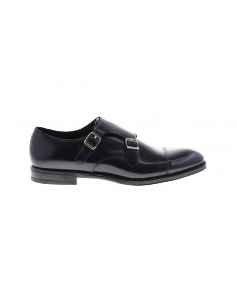 Monk Straps Παπούτσια Μαύρα