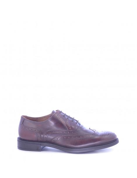 Παπούτσια Oxfords σε Καφέ