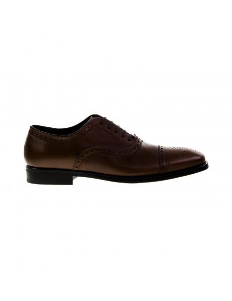 Δετά Παπούτσια Δερμάτινα