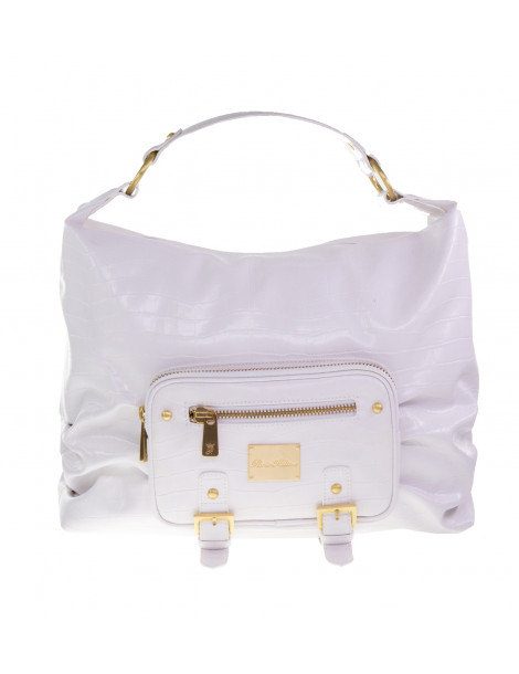 Τσάντα Στοκ σε Λευκό