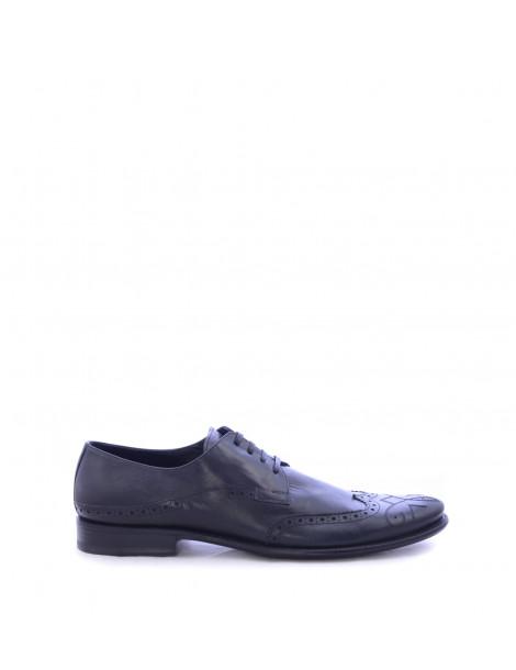 Ανδρικά Παπούτσια Μαύρα Brogues