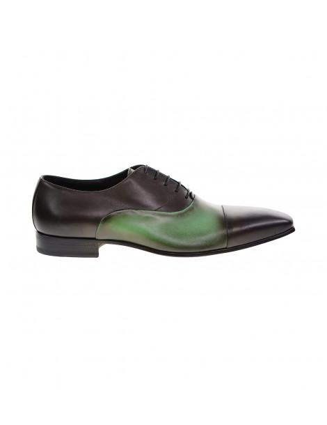 Παπούτσια Ανδρικά Δίχρωμα