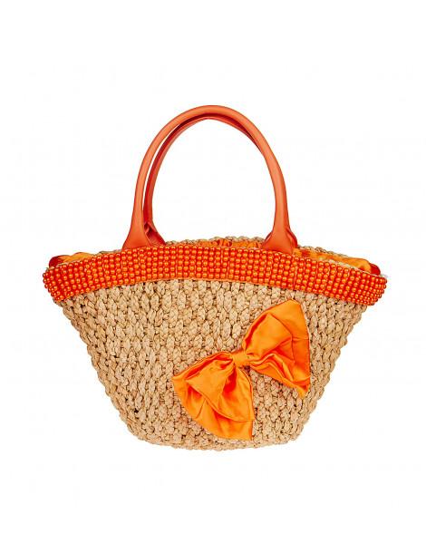 Ψάθινη Πορτοκαλί