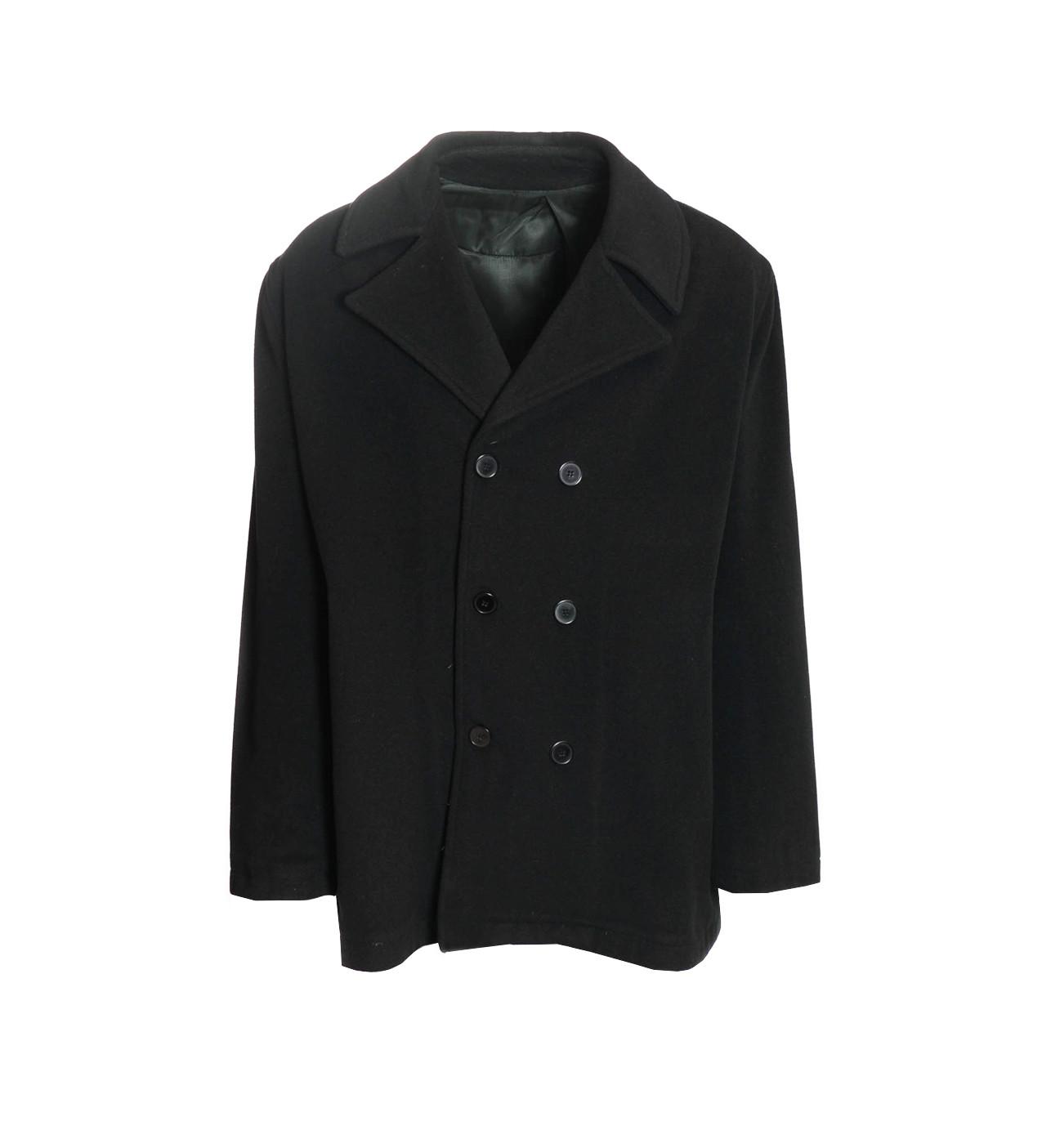 Μαύρο Ανδρικό Παλτό  489a7c94def