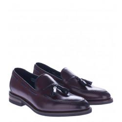Παπούτσια Calzoleria Toscana Μπορντό