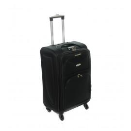 Μαύρη Βαλίτσα Ταξιδιού - 82L