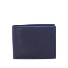 Μαύρο Δερμάτινο Πορτοφόλι