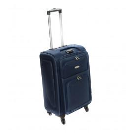Μπλε Βαλίτσα Ταξιδιού - 121L
