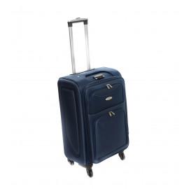 Μπλε Βαλίτσα Ταξιδιού - 82L