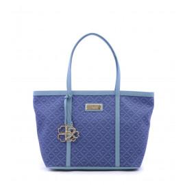 Τσάντα Ώμου Σε Γαλάζιο Χρώμα