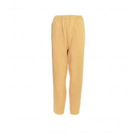 Παντελόνι με Λάστιχο Κίτρινο