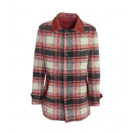 Ιταλικό Κόκκινο Παλτό
