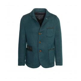 Παλτό Σε Πράσινο Χρώμα