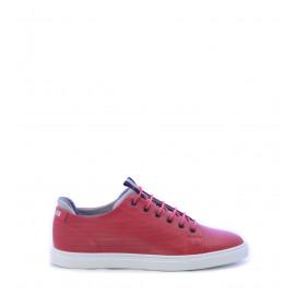 Ανδρικά παπούτσια Casual σε κόκκινο χρώμα