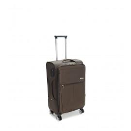 Βαλίτσα Καμπίνας Σε Καφέ Χρώμα 34L
