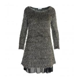 Μίνι Φόρεμα Συνθετικό