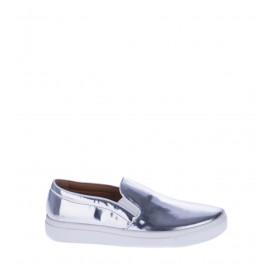Ασημί Casual Παπούτσια