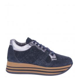 Δερμάτινα Γυναικεία Παπούτσια Casual