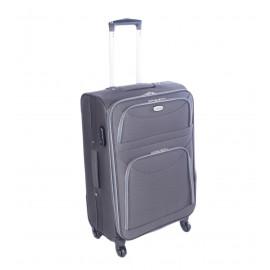 Βαλίτσα Καμπίνας Σε Ανθρακί 42L