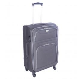 Ανθρακί Βαλίτσα Ταξιδιού 73L