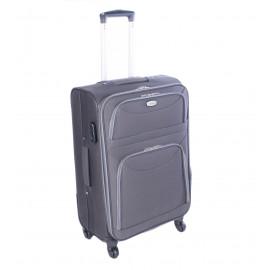 Μεγάλη Βαλίτσα Ταξιδιού Ανθρακί 103L