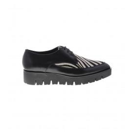 No. 37 Μαύρα Δερμάτινα Παπούτσια