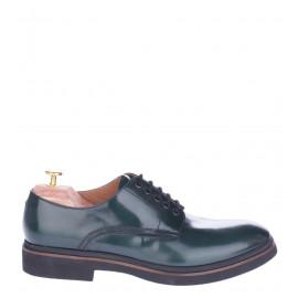 Δετά Παπούτσια Derby Πράσινα