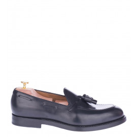 Loafers Doucal's Μαύρα