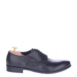 Δετά Παπούτσια Derby Δερμάτινα