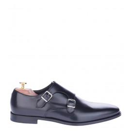 Monk Straps Παπούτσια Doucal's Μαύρα