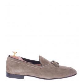 Loafers Doucal's Μπεζ Καστόρι
