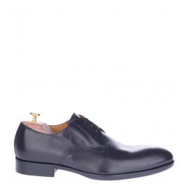 Παπούτσια με κορδόνι Μαύρα
