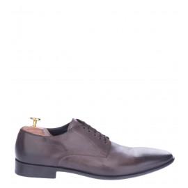 Παπούτσια με Κορδόνι Taupe