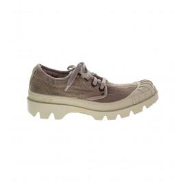 Μπέζ Υφασμάτινα Casual Παπούτσια