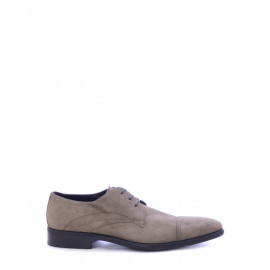 Παπούτσια Ανδρικά Μπεζ-Γκρι