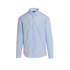 Classic Fit Πουκάμισο Σε Γαλάζιο Χρώμα