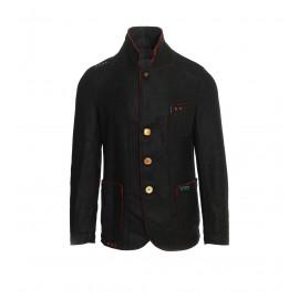 Μαύρο Ανδρικό Παλτό