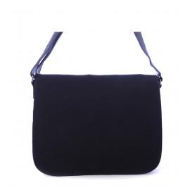 Μαύρη Επαγγελματική Τσάντα Ώμου