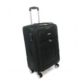 Μαύρη Βαλίτσα Ταξιδιού - 65L