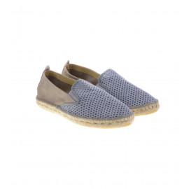 Γαλάζιες Υφασμάτινες Εσπαντρίγιες (Shoes)