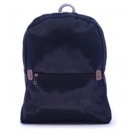 Μαύρη Υφασμάτινη Τσάντα