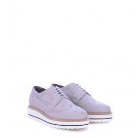Δετά Παπούτσια Γυναικεία Γκρι